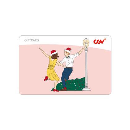 CGV 기프트카드(Dancing Couple)