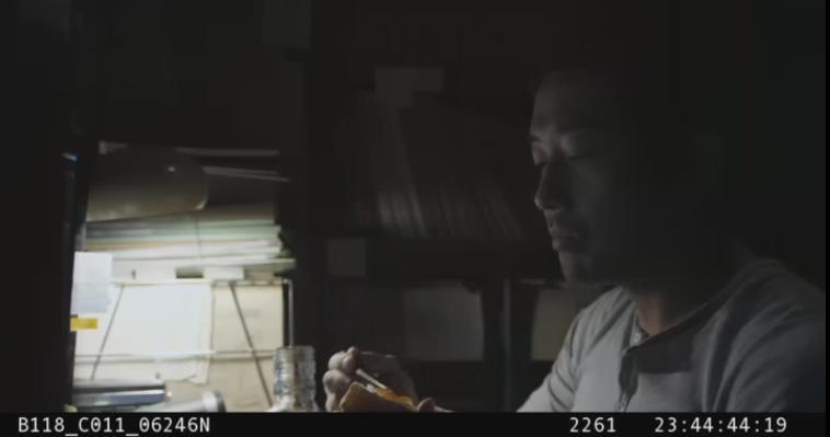 [베를린]하정우 먹방영상