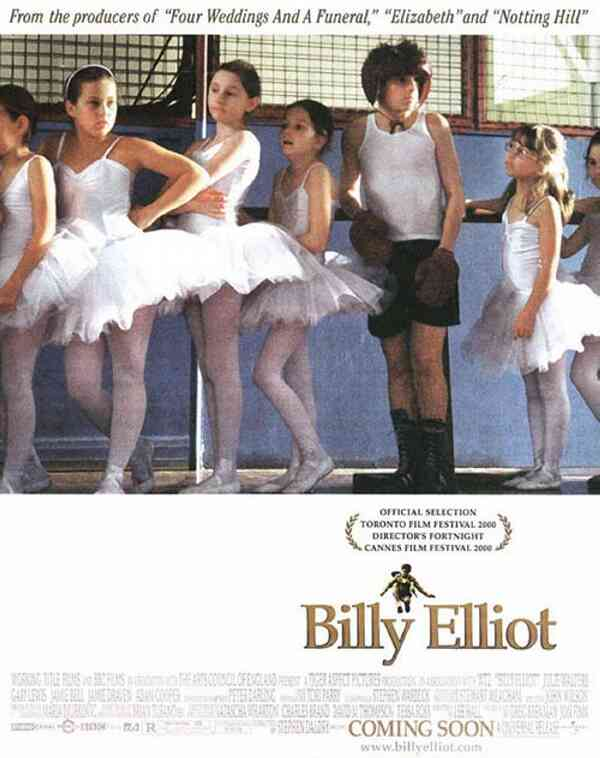 빌리 엘리어트 포스터 새창