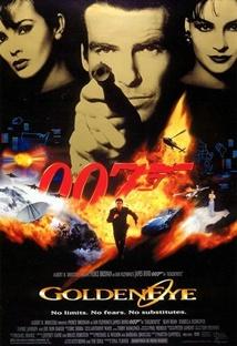 007 골든 아이 포스터