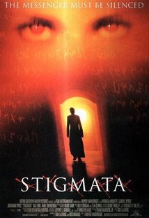 스티그마타 포스터