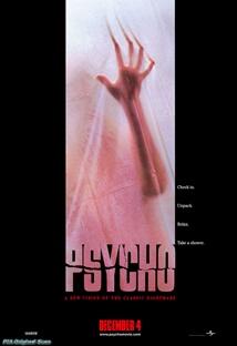 싸이코 포스터