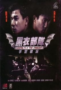 쌍웅출사표 포스터