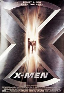 엑스맨 포스터