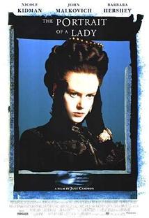 여인의 초상 포스터