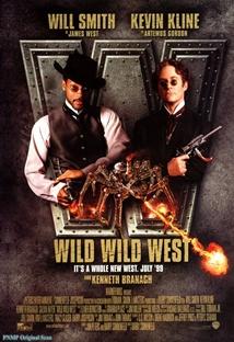 와일드 와일드 웨스트 포스터