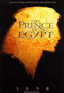 이집트의 왕자 포스터