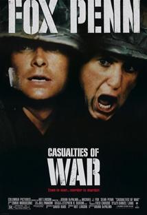 전쟁의 사상자들 포스터