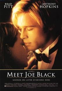 조 블랙의 사랑 포스터