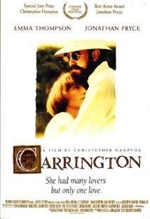 캐링턴 포스터