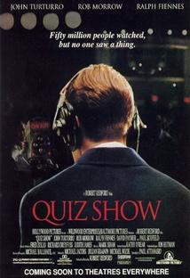 퀴즈 쇼 포스터