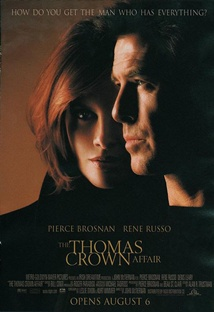 토마스 크라운 어페어 포스터