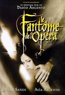 팬텀 오브 더 오페라 포스터