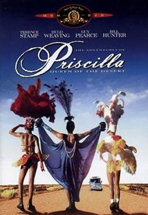 프리실라 포스터