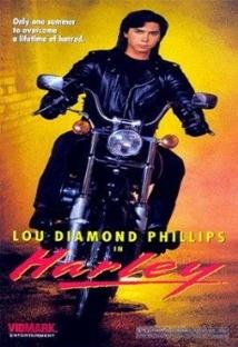 하레이 포스터