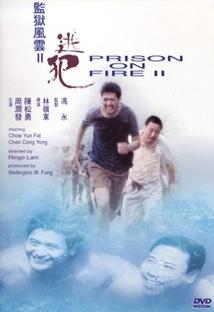 감옥풍운 2 - 도범 포스터