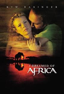 꿈꾸는 아프리카 포스터