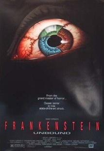돌아온 프랑켄슈타인 포스터