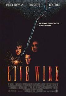 라이브 와이어 포스터