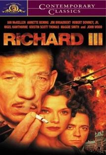 리차드 3세 포스터