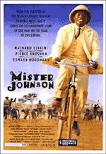 미스터 존슨 포스터