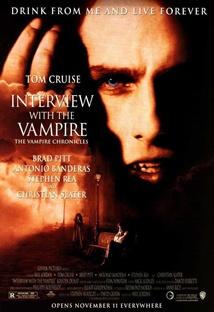 뱀파이어와의 인터뷰 포스터