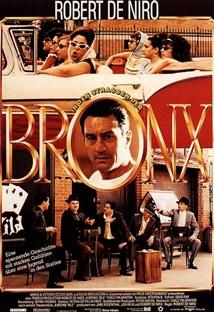 브롱스 이야기 포스터