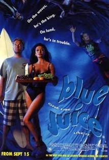 블루 쥬스 포스터