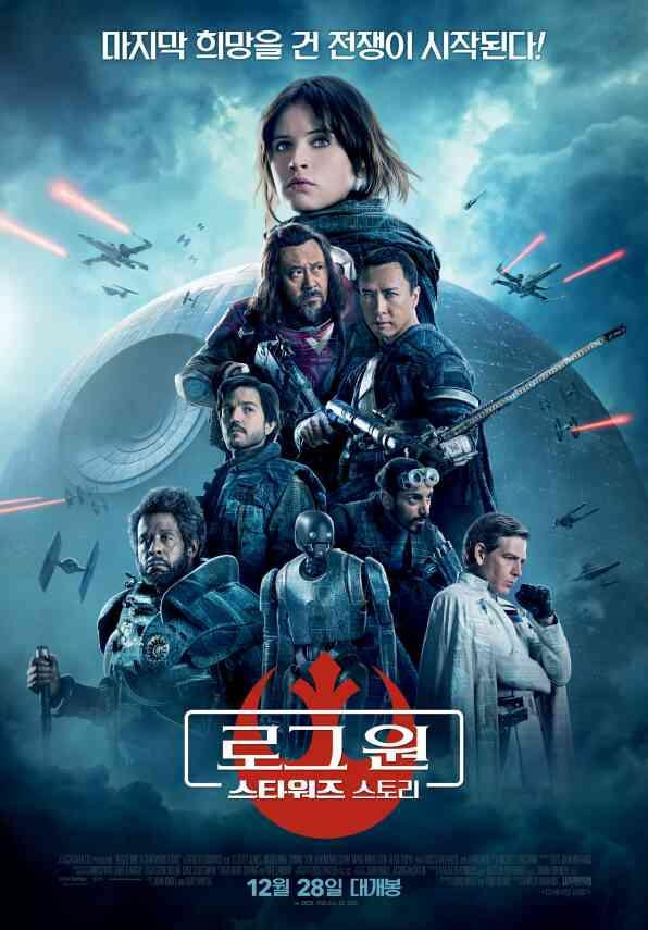 로그 원: 스타워즈 스토리 포스터 새창