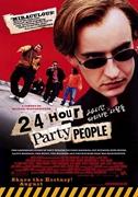 24시간 파티하는 사람들 포스터