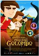 작은 콜럼버스의 어드벤처 포스터