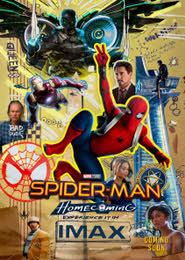 스파이더맨: 홈커밍데이 포스터