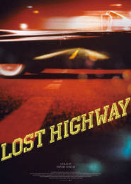 로스트 하이웨이 포스터