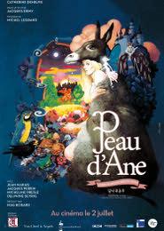 당나귀 공주 포스터