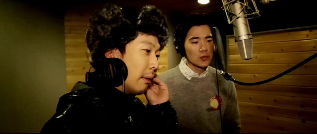 [찌라시 : 위험한 소문]음원 녹음현장 메이킹 영상 - 찌라시 : 위험한 소문