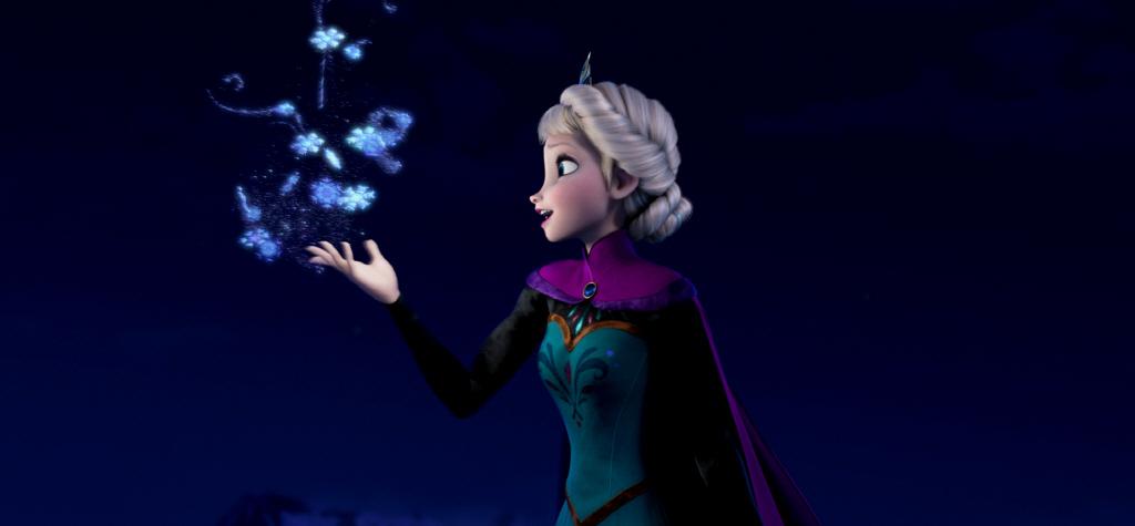 [겨울왕국]Let it go 인터내셔널 영상 - 겨울 왕국