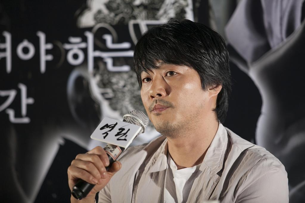[역린]이재규 감독 GV 영상 - 역린