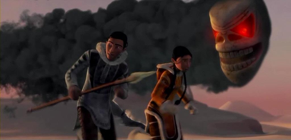 [이디야와 얼음왕국의 전설]전설의 땅 사릴라를 찾아 영상 - 이디야와 얼음왕국의 전설