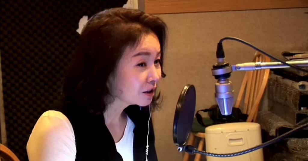 [페이스 오브 러브]김미숙 감성 내레이션 현장 영상 - 페이스 오브 러브