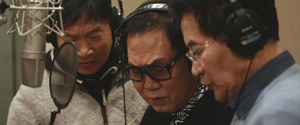[쎄시봉]원조 쎄시봉 백일몽 녹음현장 영상