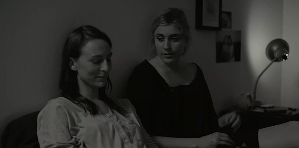 [프란시스하]에티켓 영상 - 프란시스 하