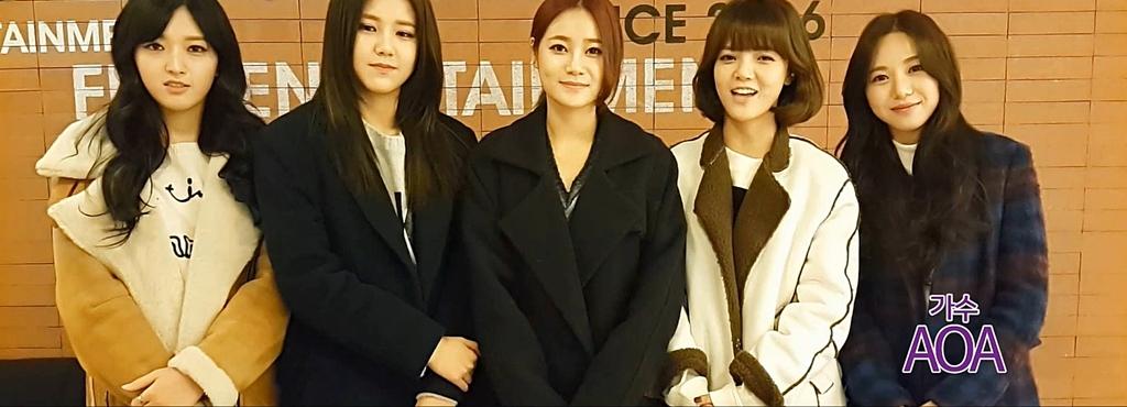[센과 치히로의 행방불명]AOA의 개봉 축하 영상