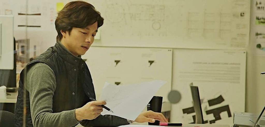 [남과 여]캐릭터 스틸 예고편