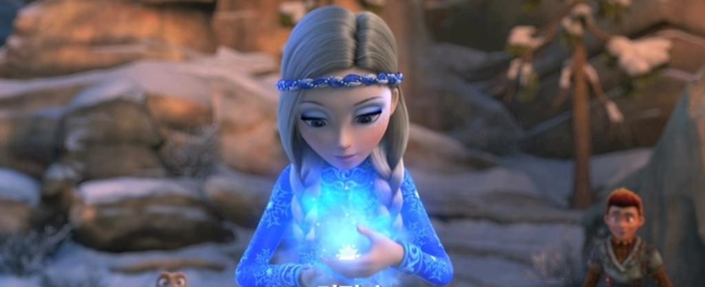 [눈의 여왕3: 눈과 불의 마법대결]캐릭터 영상