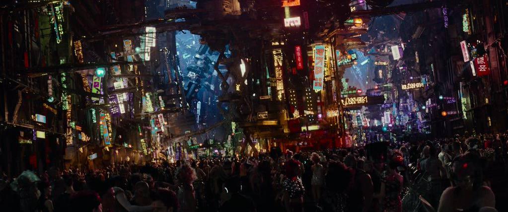 [발레리안: 천 개 행성의 도시]메인 예고편-발레리안: 천 개 행성의 도시