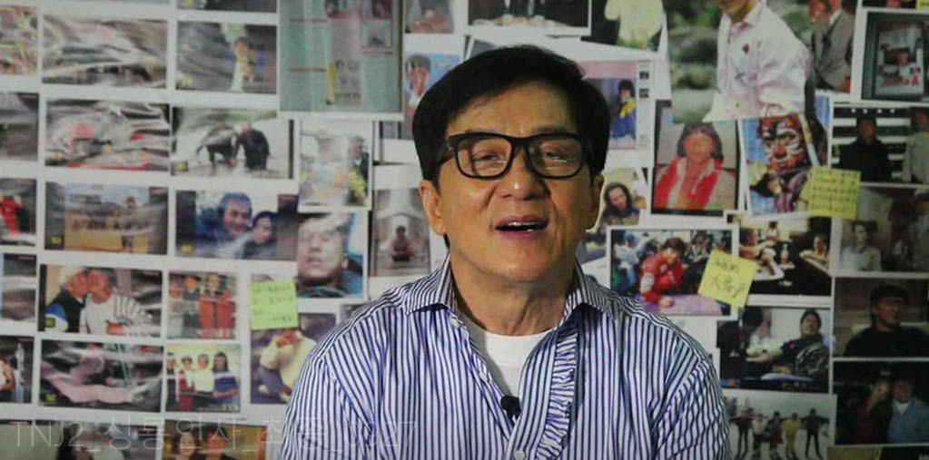 [넛잡 2]성룡 인사 영상