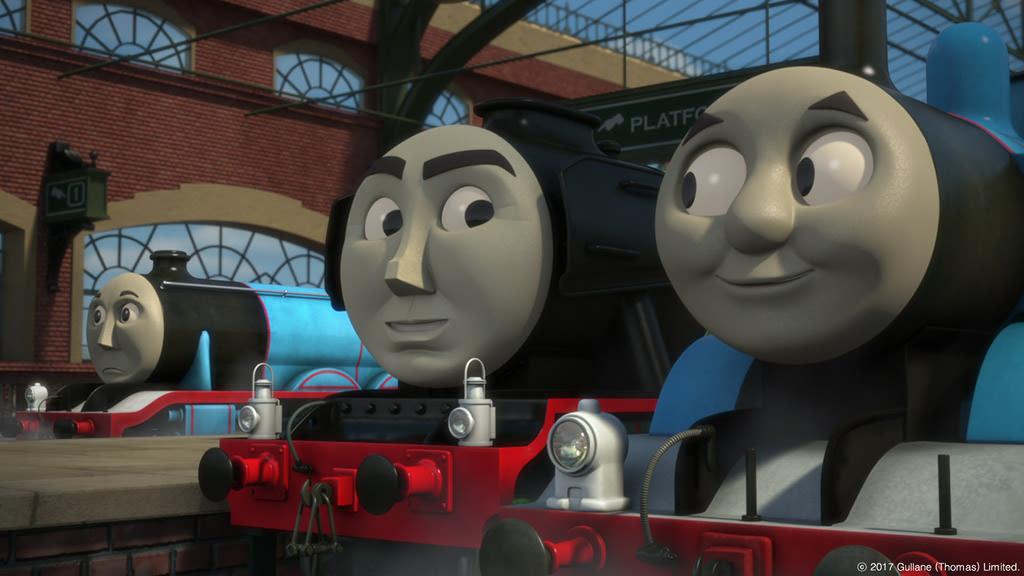 [토마스와 친구들: 그레이트 레이스]메인 예고편-토마스와 친구들-그레이트 레이스