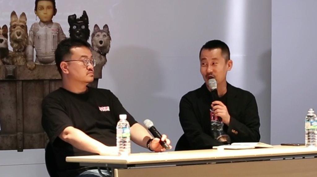 [개들의 섬]연상호 감독 GV영상