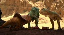 [점박이 한반도의 공룡2-새로운 낙원]귀염뽀짝 크리스마스 영상