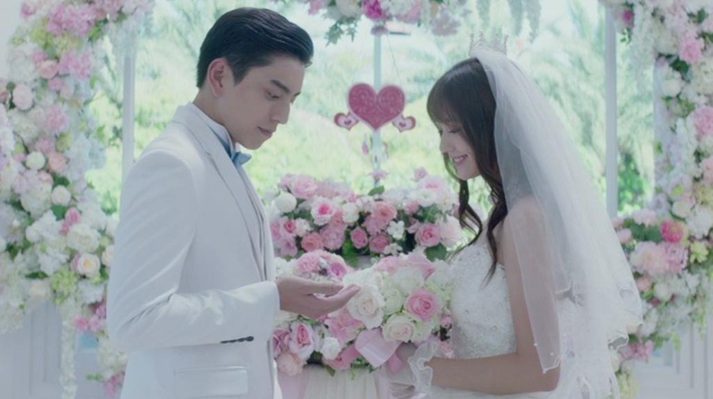 [장난스런 키스]HAPPY WEDDING 비하인드컷 영상